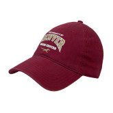 Cardinal Twill Unstructured Low Profile Hat-Ricks Center