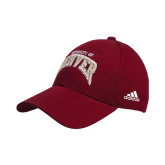 Adidas Cardinal Structured Adjustable Hat-Arched U of Denver 2 Color Version