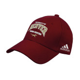 Adidas Cardinal Structured Adjustable Hat-Ricks Center