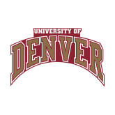 Small Magnet-University of Denver, 6 inches wide