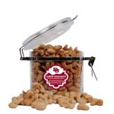 Cashew Indulgence Round Canister-DU