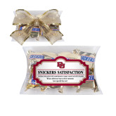 Snickers Satisfaction Pillow Box-Arched Denver