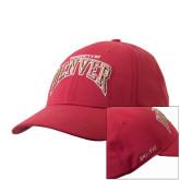 NIKE Crimson Swoosh Flex Hat-