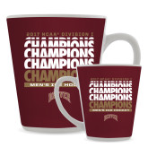 Full Color Latte Mug 12oz-2017 NCAA Division I Mens Hockey Champions