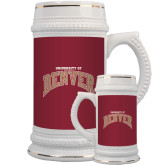 Full Color Decorative Ceramic Mug 22oz-Arched University of Denver