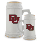 Full Color Decorative Ceramic Mug 22oz-DU