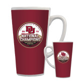 Full Color Latte Mug 17oz-2015 National Champions