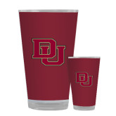 Full Color Glass 17oz-DU