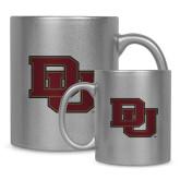 Full Color Silver Metallic Mug 11oz-DU