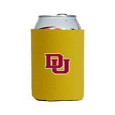 Collapsible Gold Can Holder-DU