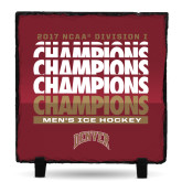 Photo Slate-2017 NCAA Division I Mens Hockey Champions
