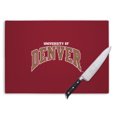 Cutting Board-University of Denver