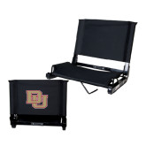 Stadium Chair Black-DU