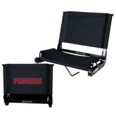 Stadium Chair Black-Pioneers