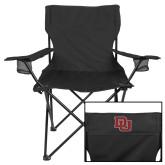 Deluxe Black Captains Chair-DU