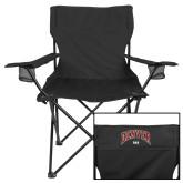 Deluxe Black Captains Chair-Denver Dad