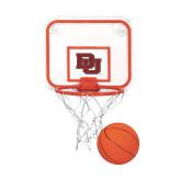 Mini Basketball & Hoop Set-DU