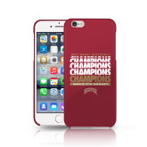 iPhone 6 Phone Case-2017 NCAA Division I Mens Hockey Champions