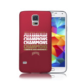Galaxy S5 Phone Case-2017 NCAA Division I Mens Hockey Champions