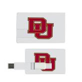 Card USB Drive 4GB-DU