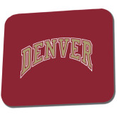 Full Color Mousepad-Arched Denver
