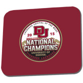 Full Color Mousepad-2015 National Champions