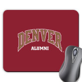 Full Color Mousepad-Denver Alumni