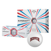Callaway Supersoft Golf Balls 12/pkg-Arched Denver