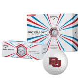 Callaway Supersoft Golf Balls 12/pkg-DU