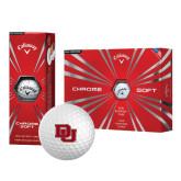Callaway Chrome Soft Golf Balls 12/pkg-DU