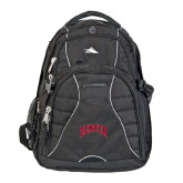 High Sierra Swerve Compu Backpack-Arched Denver 2 Color Version