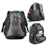 Wenger Swiss Army Tech Charcoal Compu Backpack-DU 2 Color