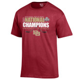Gear for Sport Cardinal 2017 NCAA Mens National Championship T-Shirt-