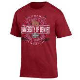 Cardinal 2017 NCAA Mens Championship T Shirt-