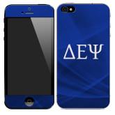 iPhone 5/5s/SE Skin-Greek Letters