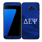 Samsung Galaxy S7 Edge Skin-Greek Letters