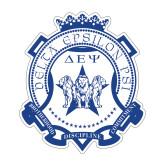 Medium Decal-Delta Epsilon Psi Shield, 8in Tall
