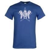 Royal T Shirt-Triple Lions Star