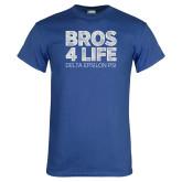 Royal T Shirt-Bros 4 Life
