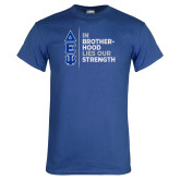 Royal T Shirt-In Brotherhood Lies Our Strength