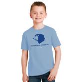 Youth Light Blue T Shirt-Future Greek Letters
