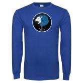 Royal Long Sleeve T Shirt-Lion