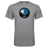 Grey T Shirt-Lion