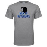 Grey T Shirt-Men of Reverence