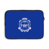 13 inch Neoprene Laptop Sleeve-Delta Epsilon Psi Shield