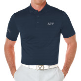 Callaway Opti Vent Navy Polo-Greek Letters
