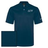 Nike Sphere Dry Pro Blue Diamond Polo-Greek Letters