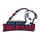 Medium Decal-Dixie State Trailblazers, 8 inches wide