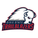 Large Decal-Dixie State Trailblazers, 12 inches wide