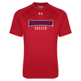 Under Armour Red Tech Tee-Sport 5